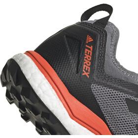 adidas TERREX Agravic XT Gore-Tex Buty biegowe Mężczyźni, grey five/core black/active orange